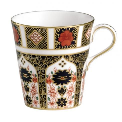 Royal Crown Derby Old Imari Beaker -
