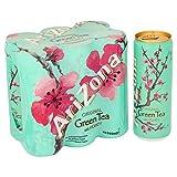 Product Image of AriZona Green Tea with Honey6 x 335ml