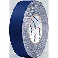 HellermannTyton Gewebeband HTAPE TEX BU 50x50m blau Klebeband 4031026404141