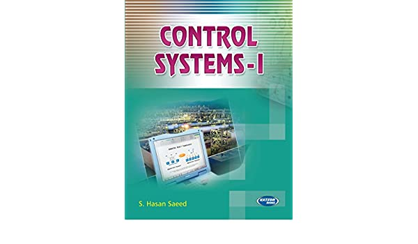 Control System Book By Hasan Saeed