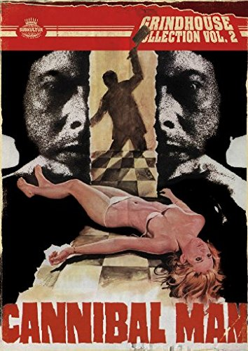 Cannibal Man - Grindhouse Collection Vol. 2 [Blu-ray] [Limited Edition]