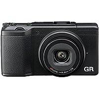 Ricoh - GR II - Appareil Photo Numérique Compact - Noir