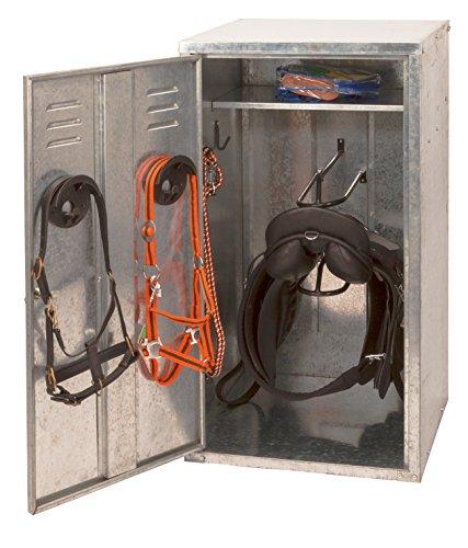 Kerbl Sattelschrank für 2 Sättel, 60 x 60 x 106 cm - 3