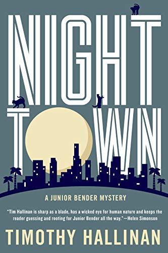 Nighttown (A Junior Bender Mystery Book 7) (English Edition)