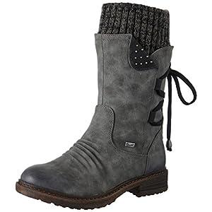 Rieker Damen Combat Boots