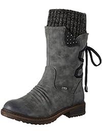 Damenstiefel   Stiefeletten einkaufen auf Amazon Fashion 6d739724ba