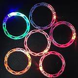 LED Armband OMOUP Blinkendes Armband Leuchtendes Jogging Licht und Sicherheitslicht