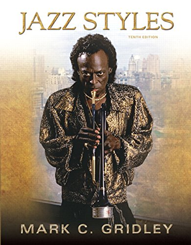 Jazz Styles: History and Analysis