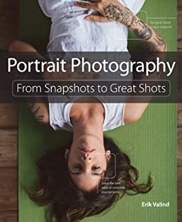 Portrait Photography: From Snapshots to Great Shots (0321951611) | Amazon Products
