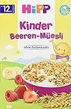 Produkt-Bild: HiPP Bio-Kinder Beeren-Müesli, 6er Pack (6 x 200 g)