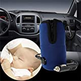 12V Food Milk Water Drink Bottle Cup Warmer Calentador del coche Auto Travel Baby