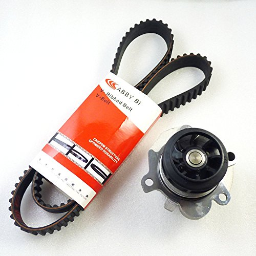 Kit de pompe à eau de courroie 06 A121011l NEUF pour 1.8 20 V Beetle Golf 1.8 TT Quattro A4 Quattro Passat 1999 2000 2001 2002 2003 2004 2005 2006