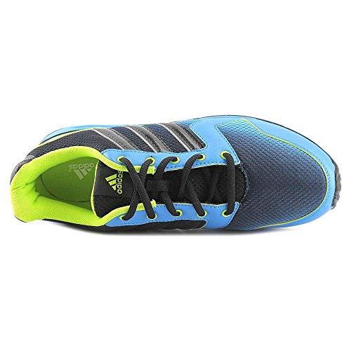 Adidas Streetrun VII K Synthétique Baskets SolBlu-Black1-SolSli