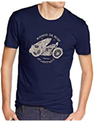 Tee Shirt MC Guilo Marine - Oxbow