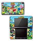 Animal Crossing Special Edition New Leaf City Folk Wild World Villager Seasons Video Game Vinyl Decal Skin Sticker Cover for Original Nintendo 3DS System by Vinyl Skin Designs