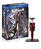 DCU : Batman - Harley Quinn + Harley Quinn Figur (exklusiv bei Amazon.de) [Blu-ray] [Limited Edition]