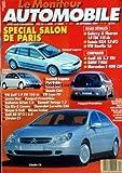 MONITEUR AUTOMOBILE (LE) [No 1221] du 28/09/2000 - ESSAIS NOUVEAUTES - ESSAIS DETAILLES - SPECIALSALON DE PARIS - GALAXY ET SHARON - SCENIC RX4 - VW BEETLE - AUDI A8 - BMW 740 - MECEDES S 400 - RENAULT LAGUNA - FIAT DOBLO - HONDA CIVIC VOLVO S60 - HONDA SIVIC - VW GOLF - VW LUPO FSI - LANCIA NE - PEUGEOT PROMETHEE - DAIHATSU SIRION - RENAULT TWINGO - KIA RIO ET CARENS - CHEVROLET CORVETTE - NISSAN X-TRAIL - NISSAN FUSION - AUDI A8 - CITROEN -