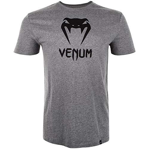 Venum Classic Camiseta, Hombre, Gris Brezo, M