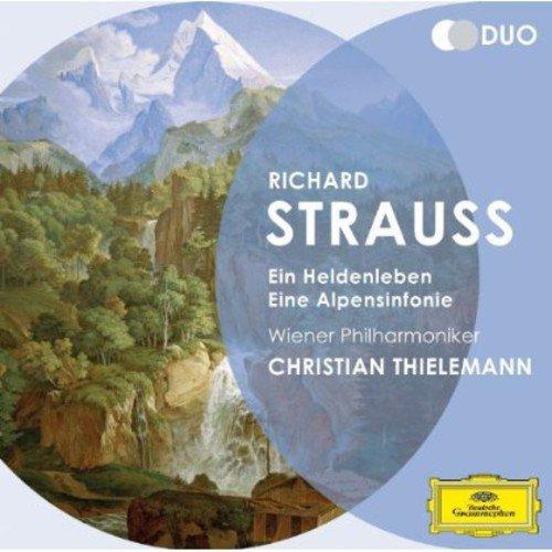 R. Strauss: Ein Heldenleben / Alpensinfonie Ster-audio