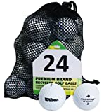 Second Chance Wilson Pro Staff Quality Lake Golf Balls (Grade A)