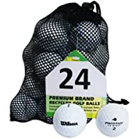Second Chance Wilson Pro Staff Quality Lake Golf Balls (Grade A)