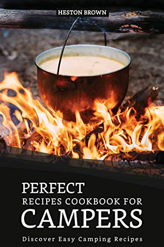 book for Campers: Discover Easy Camping Recipes (English Edition) ()