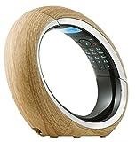 """AEG Eclipse 15 - Schnurloses 1.6"""" Design DECT-Telefon mit Freisprecheinrichtung"""