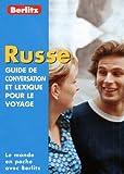 Guide de conversation et lexique pour le voyage : Russe
