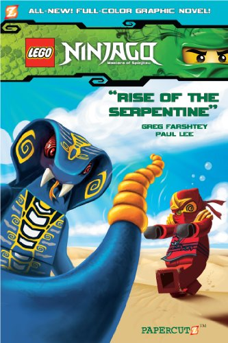 Rise of the Serpentine (Lego Ninjago)