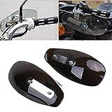 Deflettore del vento della protezione della mano del fumo del motociclo universale per Harley Yamaha Kawasaki Honda