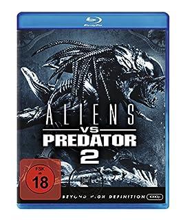 Aliens vs. Predator 2 - Kinofassung [Blu-ray]