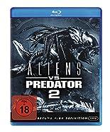 Aliens vs. Predator 2 (Kinofassung) [Blu-ray] hier kaufen