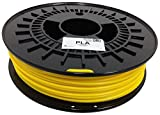 German Reprap PLA Filament, 750 g, 3 mm, gelb