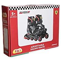 Mesuca Ferrari Kids Basic Skate Red Air Craft Aluminuminum - Fk7