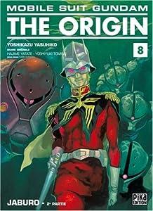 Mobile Suit Gundam - The Origin Edition simple Tome 8