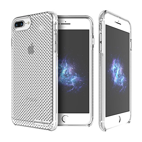 Prodigee [Breeze] Clear Claro transparente Apple iPhone 7 Plus &
