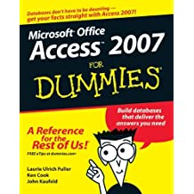 Access for Dummies 2007
