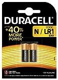 Duracell E90/LR1 Specialty N Alkaline Batterie 1,5V (entwickelt für die Verwendung in Taschenlampen, Taschenrechnern und Fahrradlichtern) 2er-Packung