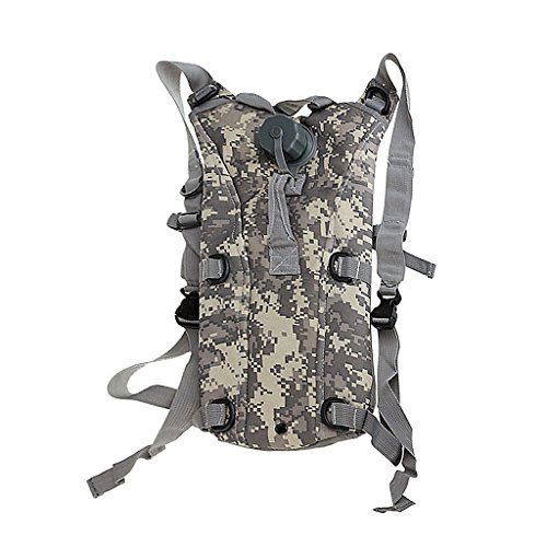 Imported 3L Hydration Bladder Water Bag Pouch Backpack Outdoor Hiking Camping ACU