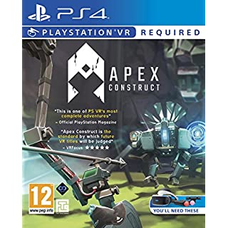 Apex Construct (PSVR) (PS4)