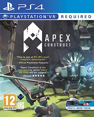 Apex Construct (PSVR) - PlayStation 4 [Importación inglesa]