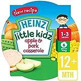 Heinz Pomme Et Porc Casserole Plateau Repas 230G - Paquet de 4