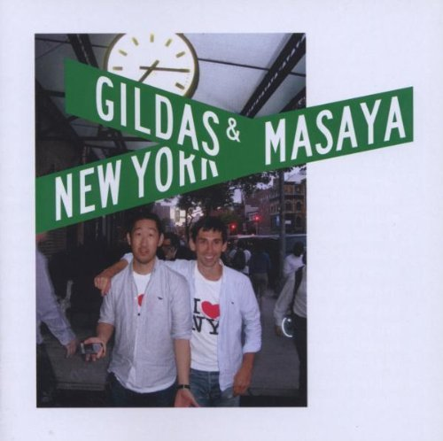 New York Mixed By Gildas and Masaya by Various Artists (2011-10-11)