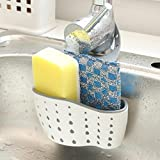 XPartner Creativo Kitchen Sink Hollow Drain Bag Sponge Drain Storage Basket Pool Rack