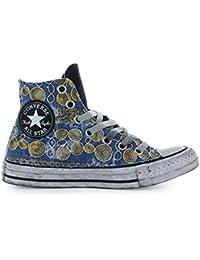 ce56b49c7 Zapatos de Mujer Zapatilla Converse Chuck Taylor All Star Ltd Ed Vintage  Oro Primavera Verano 2018