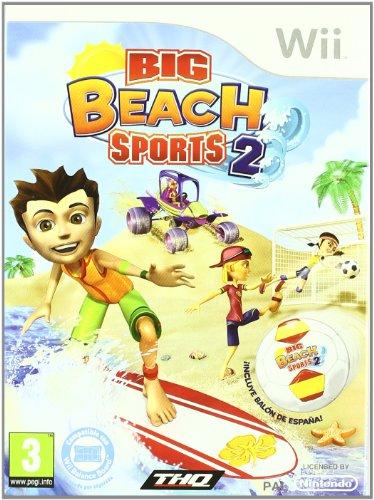 Big Beach Sports 2 [Spanisch Import] (Wii-big Beach Sports)