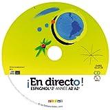 En directo 2e année - CD élève de remplacement