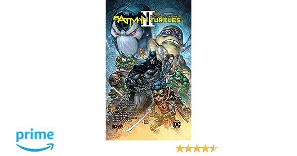 Batman/Teenage Mutant Ninja Turtles II: Amazon co uk: James Tynion