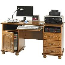 suchergebnis auf f r rustikale schreibtische. Black Bedroom Furniture Sets. Home Design Ideas