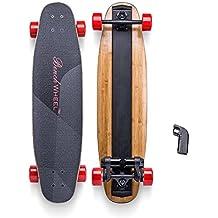 benchwheel doble 1800W eléctrico monopatín b-board (b-board, grande)